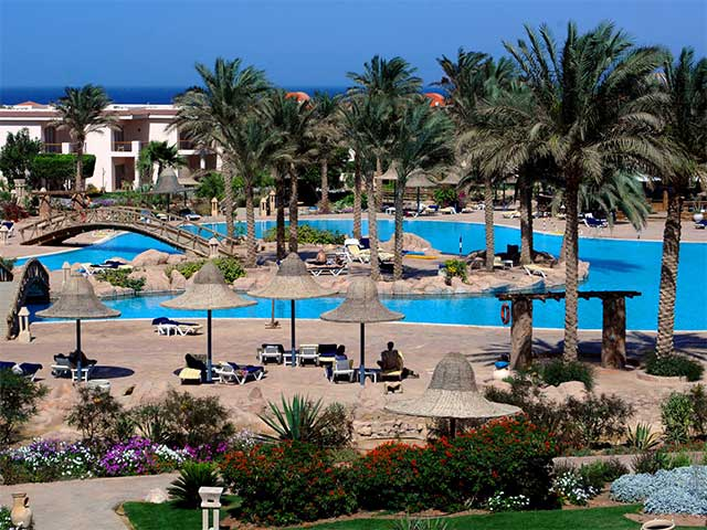 Ci Siamo....Fruit Village Radisson Blu Sharm el Sheikh